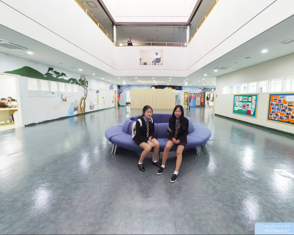 International school virtual tour