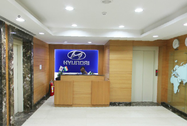 Hyundai Corporate Office Virtual Tour
