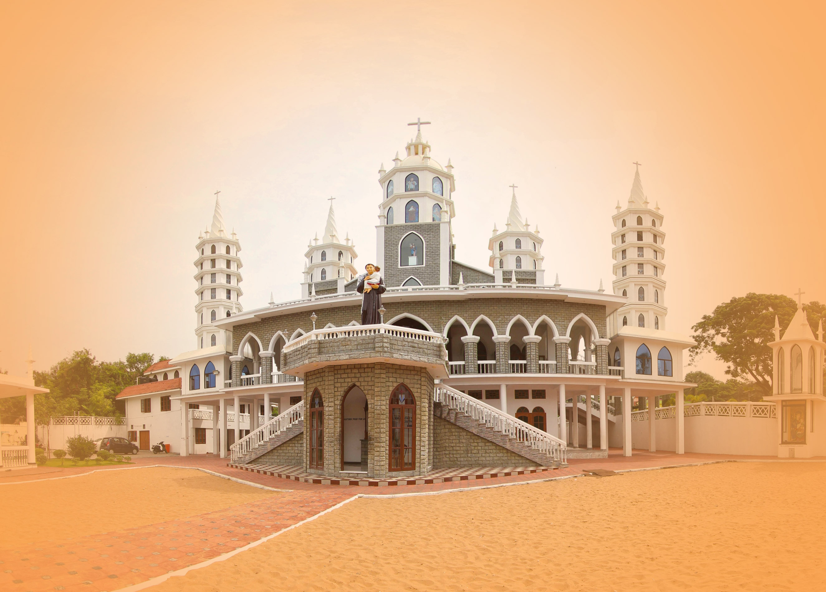 Catholic Church Virtual tour