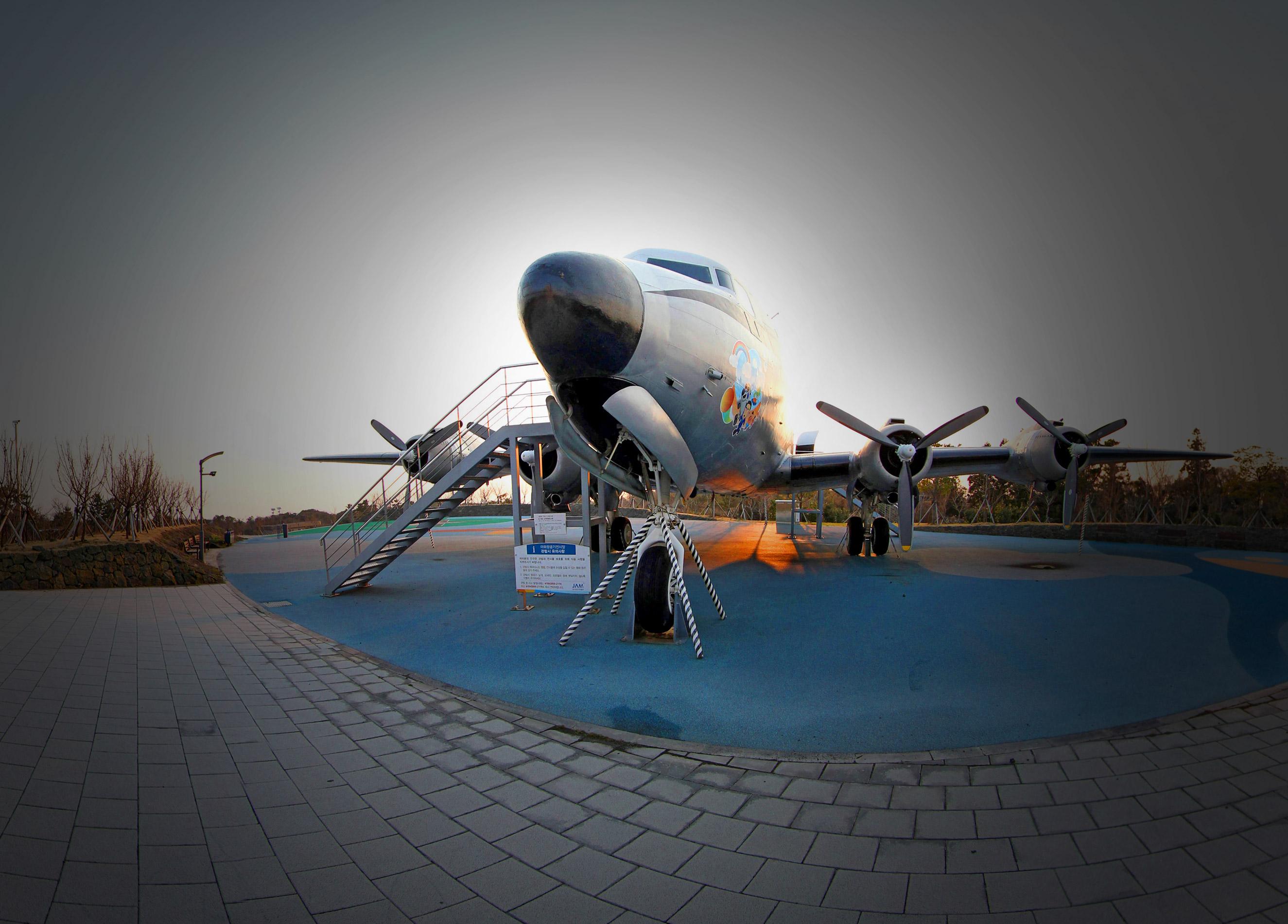 Airplane Virtual Tour Company