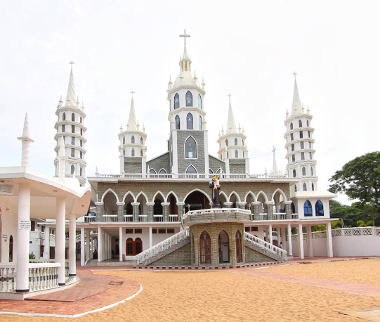 St. Thomas Catholic Church Virtual Tour